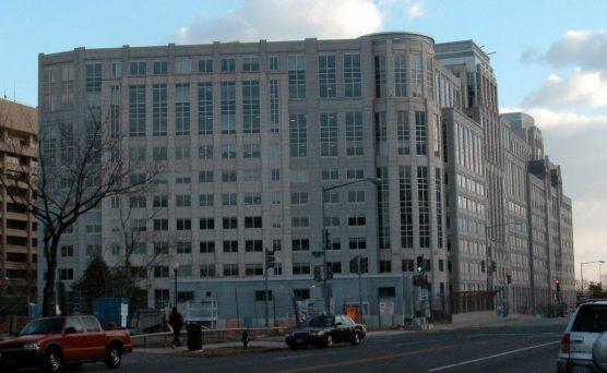 ICE headquarters, Washington D.C. | Photo: Ser Asmantio Di Nicolao, WMC 3.0