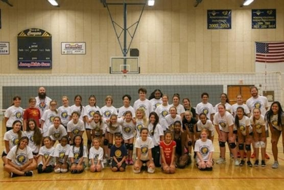 COC Volleyball Youth Summer Camp