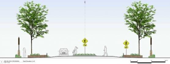 Creekside Road Improvements