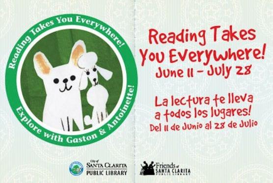 Reading Takes You Everwhere
