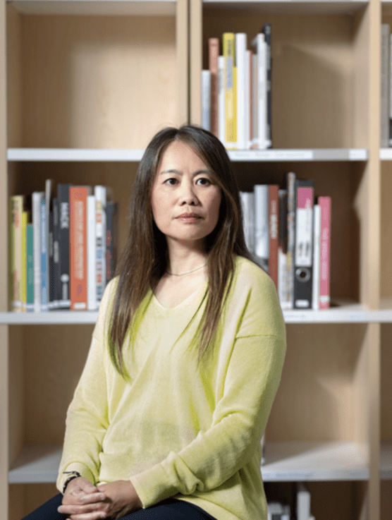 CalArts' Shirley Tse | Photo: the West Kowloon Cultural District Authority, Hong Kong.
