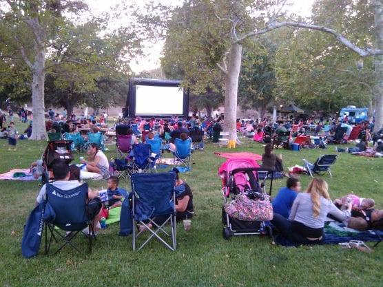 Summer Movies at Hart Park