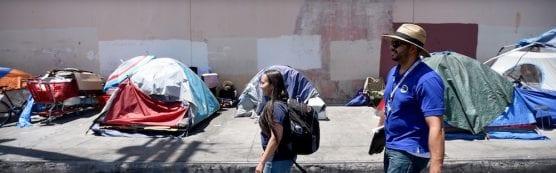 LA-HOP Homelessness