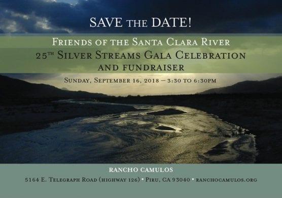 Friends of Santa Clara River 25th Anniversary