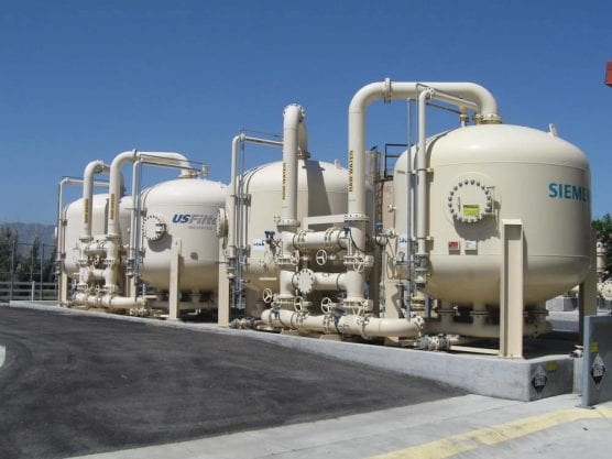SCV Water/Whittaker Corp