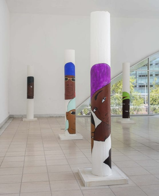 Artist Lauren Halsey receives $100,000 Mohn Award. | Image courtesy of UCLA Hammer Museum.