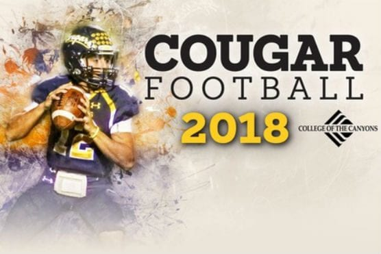 College of the Canyons Cougars football 2018