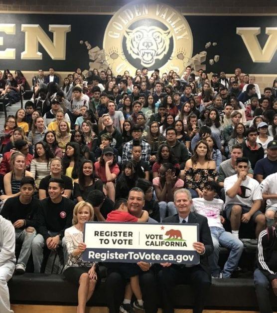 Alex Padilla/Golden Valley High School