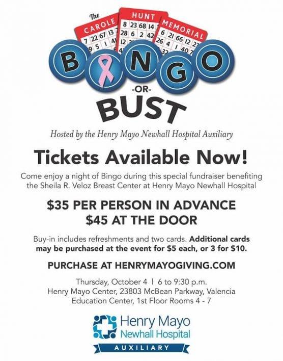 Bingo or Bust