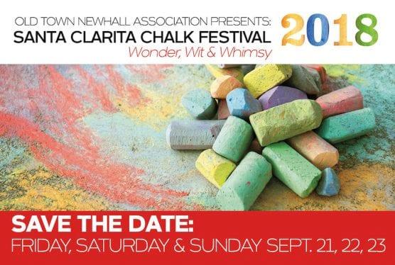 2018 Chalk Art Festival
