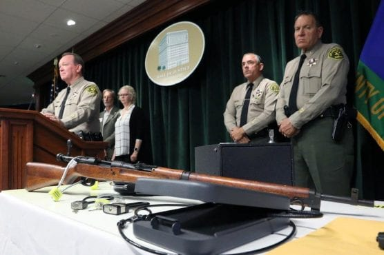 Sheriff McDonnell Weapons Safety Campaign