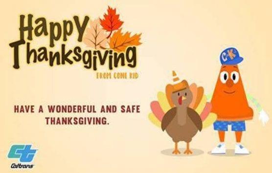 SCVNews com | Caltrans: Moratorium on Thanksgiving Holiday Lane