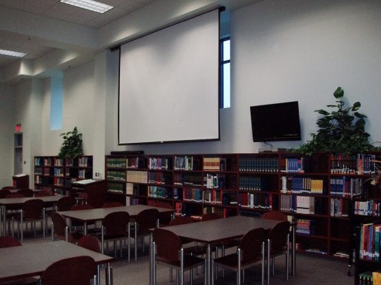 Saugus High School Library Media Center