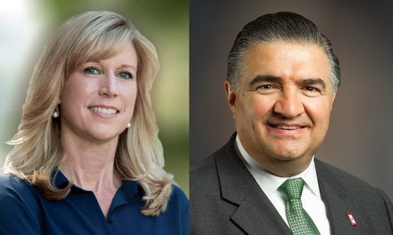 In the race for the California Assembly's 38th District, which includes areas of both LA and Ventura counties, Democratic challenger Christy Smith was the victor over Republican incumbent Dante Acosta.