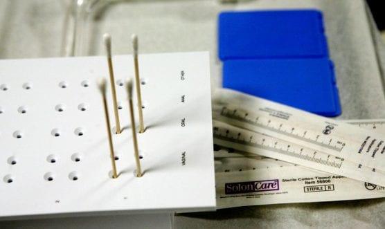 Sexual assault evidence kit elements. | Photo: Courtesy endthebacklog.org.