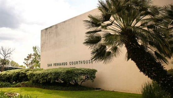 San Fernando Courthouse - rape case