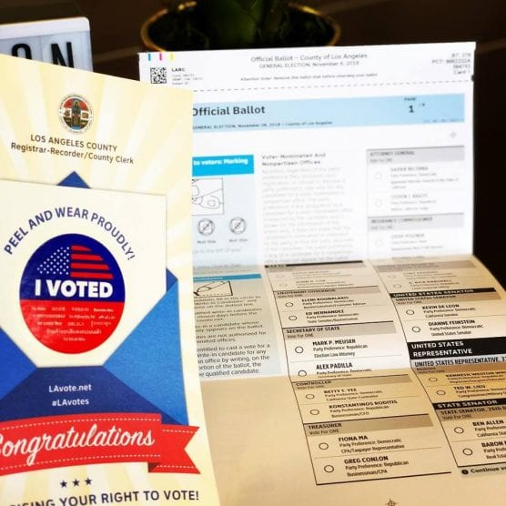 vote-by-mail california primary