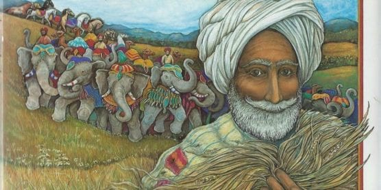 Wali Dad, the Grasscutter