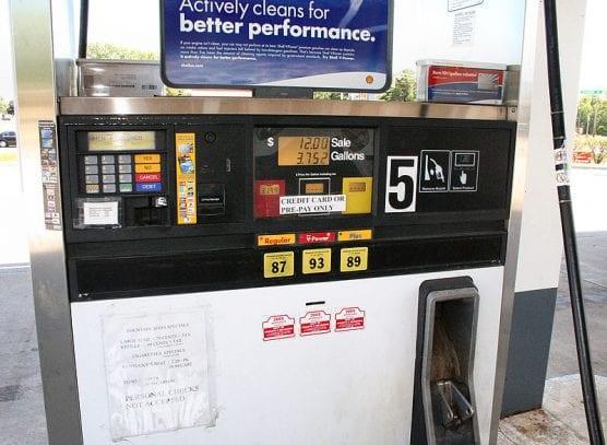 fuel efficiency freeze