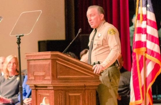 town hall - lasd sheriff alex villanueva - deputy misconduct