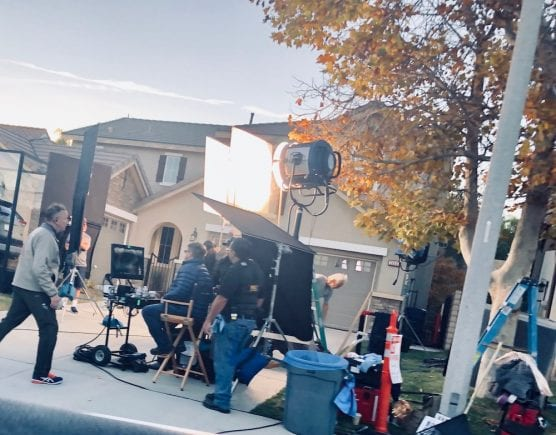 filming march 9-15 in the santa clarita valley