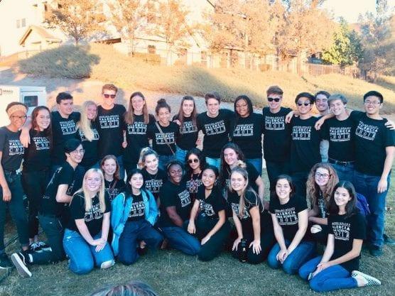 Valencia High Schoo Choir