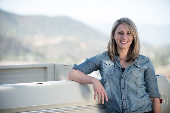U.S. Rep. Katie Hill, D-Agua Dulce, urges passage of Taxpayer First Act.