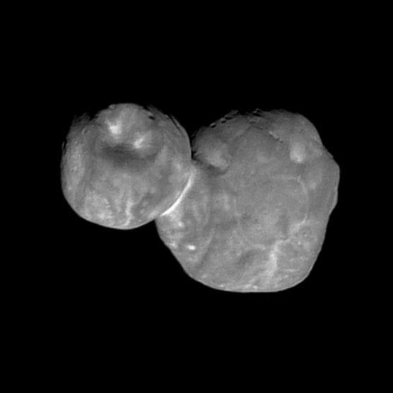 Photo via NASA/John Hopkins University Applied Physics Laboratory/Southwest Research Institute.