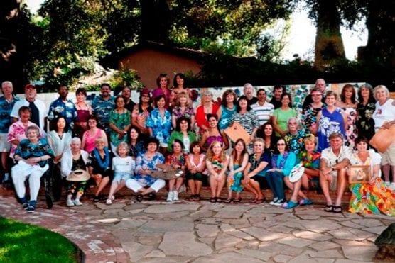 Santa Clarita Artists Association members, 2018-2019.