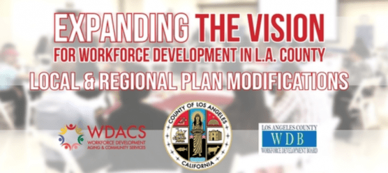 Los Angeles County Workforce Development Plans