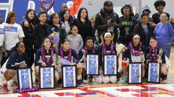 Lady Pioneers Basketball