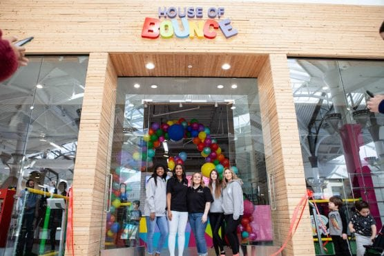 House of Bounce Grand Re-opening