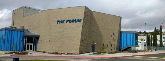 New Performing Arts Center at Saugus High