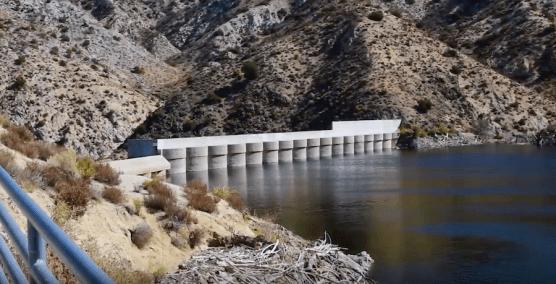 LIttlerock Dam