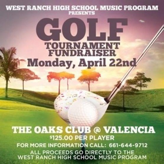 West Ranch Music Program's Golf Fundraiser