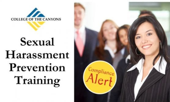coc sexual harassment prevention training
