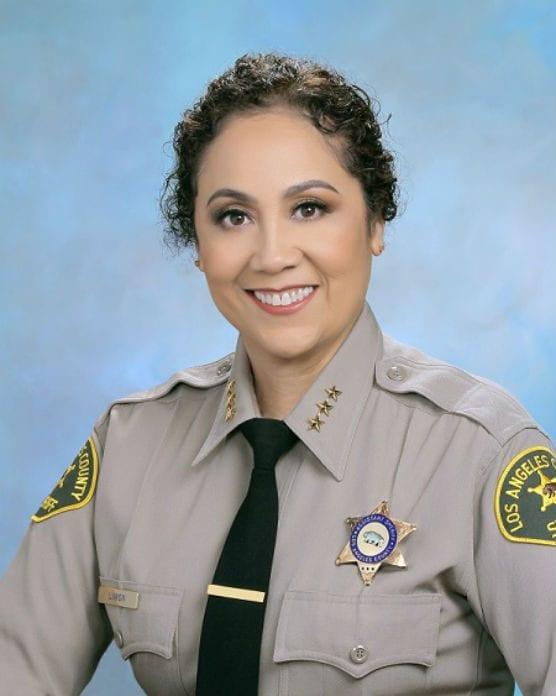 LASD Assistant Sheriff Robin Limon