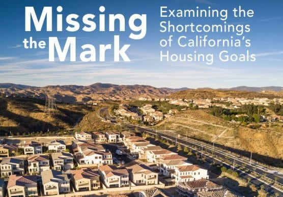 A new study shows California's housing rules are exacerbating the housing shortage as the crisis grows. A new brief grading regions on state-mandated housing goals finds chronic lack of participation and failure on low-income housing targets.