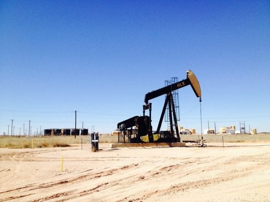 fracking - oil and gas drilling