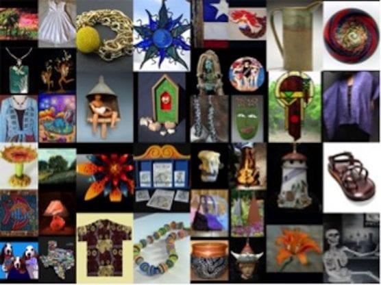 Artisan Row Home Arts and Crafts Fair
