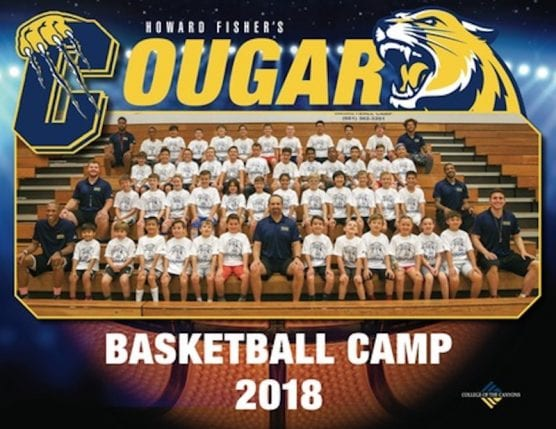 COC Basketball Camp