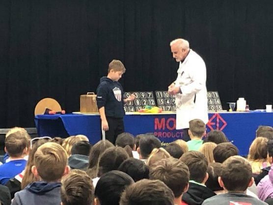 Science Assembly Mountainview Elementary
