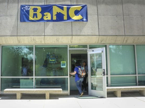Basic Needs Center for Students on College of the Canyons' Valencia campus.
