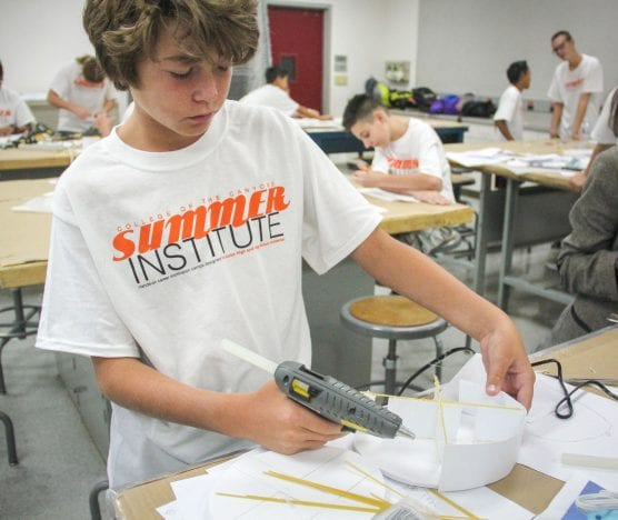 college of the canyons summer institute