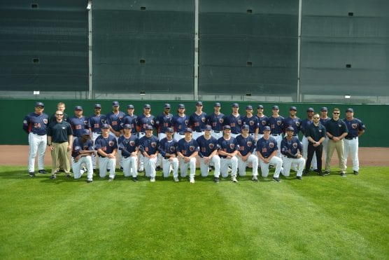 Lancaster JetHawks 2019 team photo all-star break