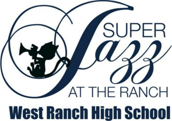 West Ranch High School Super Jazz at The Ranch logo