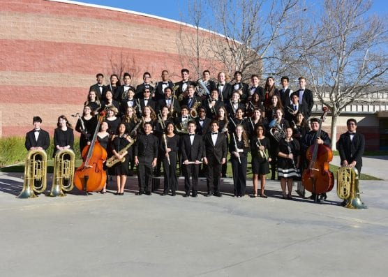 Valencia High Music Department