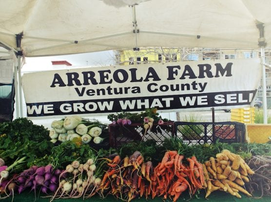 Old Town Newhall Farmers Market