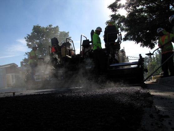 City's Annual Overlay and Slurry Seal Program