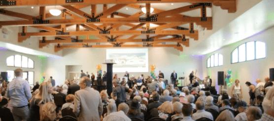senior center annual assembly